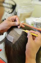 google shoot wig making