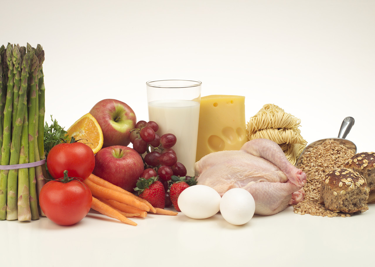 Eating Healthy with Lupus