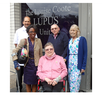 LUPUS UK Centres of Excellence - LUPUS UK