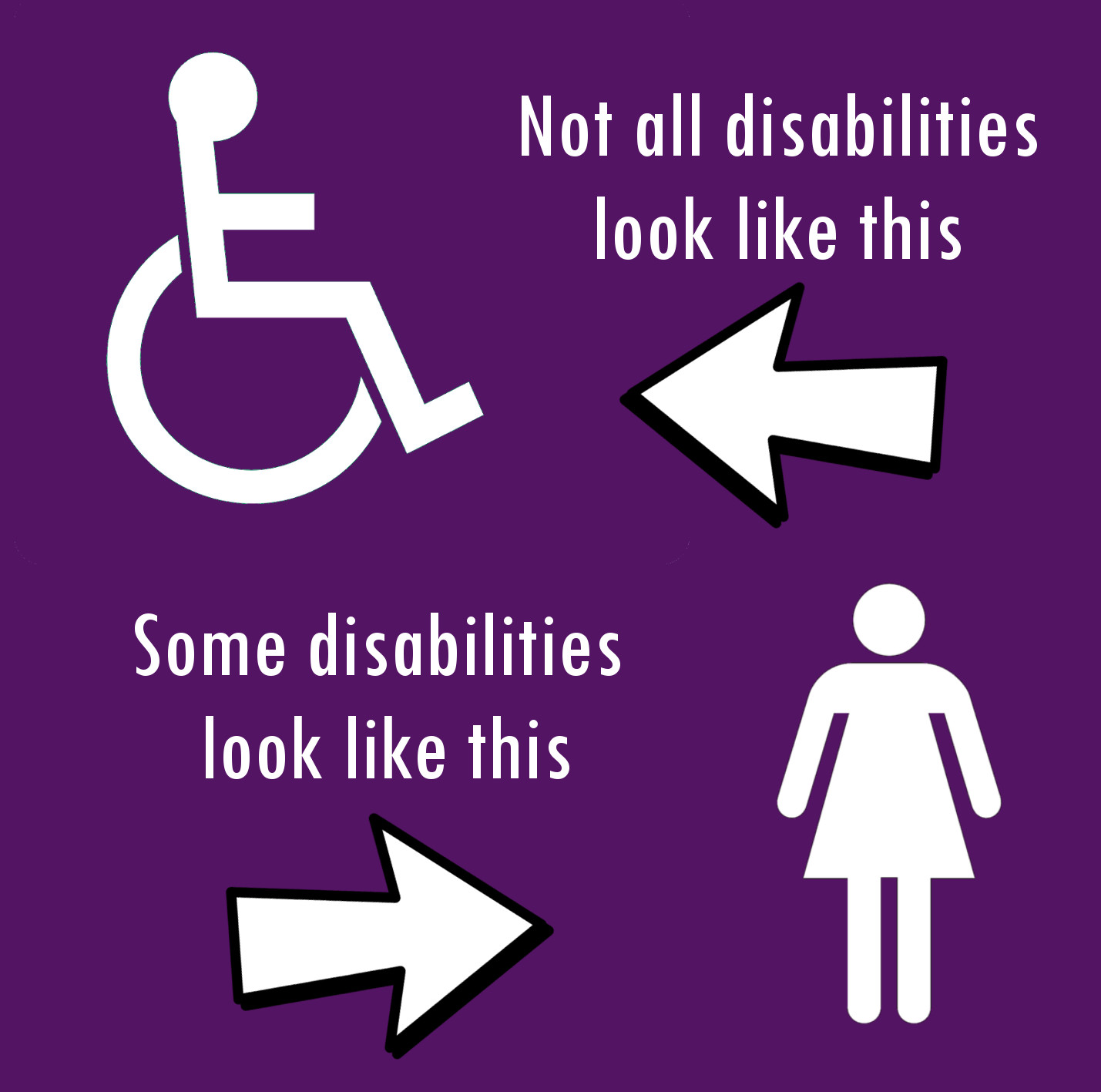 Invisible Disability